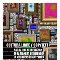 Cultura libre y copyleft - Tesis doctorado Bianca Racioppe
